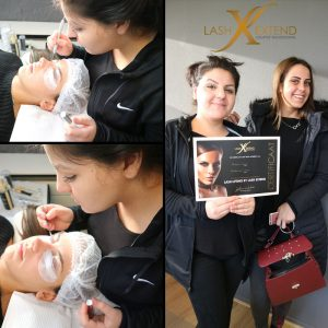 Training Lash Lifting